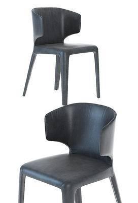 现代单椅, 椅子餐椅