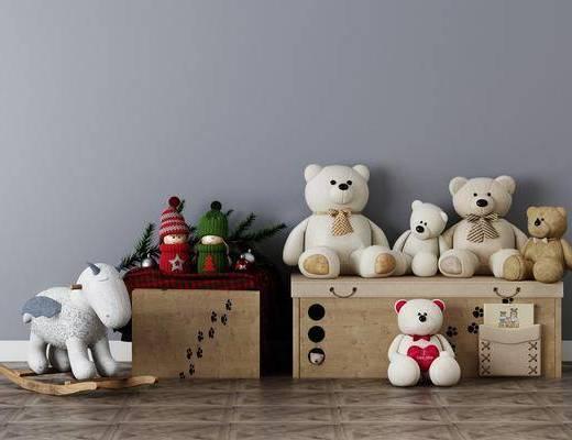 现代, 玩具