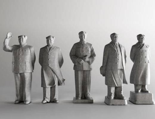 雕塑, 雕像