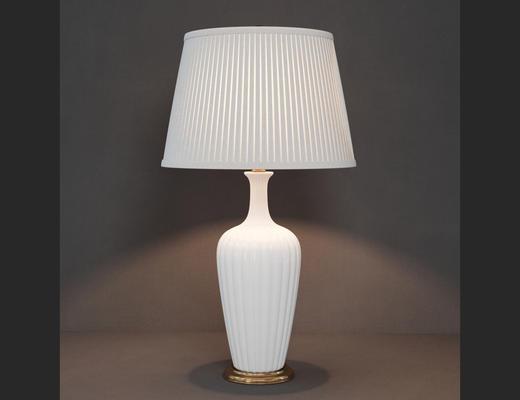 欧式简约, 欧式台灯, 简约台灯, 台灯