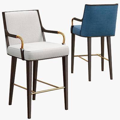 现代金属单椅