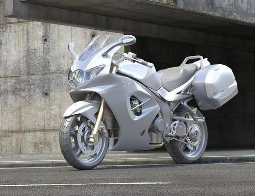 交通工具, 摩托车