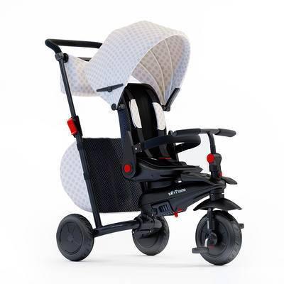 婴儿车, 婴儿手推车, 三轮车