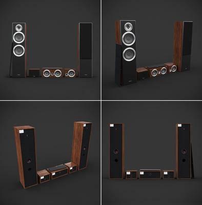 耳机耳响, 音乐, 乐器, 音响组合, 现代