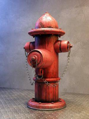消防栓, 消防设备, 现代