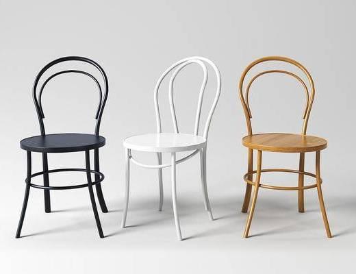 单椅, 餐椅