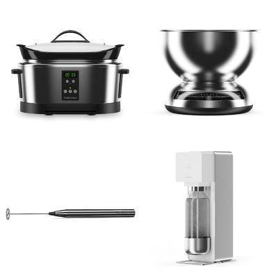 厨房电器组合, 厨房用具, 现代