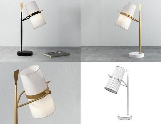 台灯, 现代台灯, 轻奢台灯