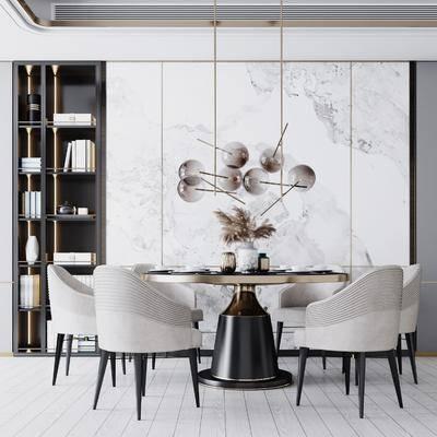 餐廳, 桌椅組合
