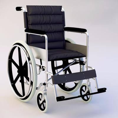 轮椅, 现代