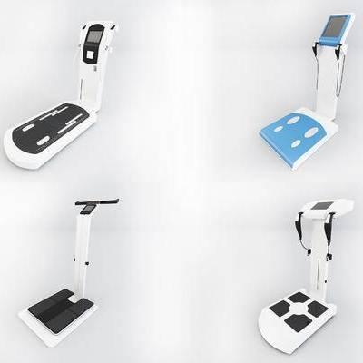 现代, 体测仪
