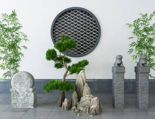 景观, 景观设计, 园艺小品