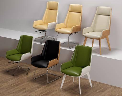 电脑椅, 弓形椅, 休闲椅, 经理椅, 员工椅