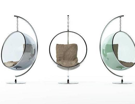 吊椅, 玻璃吊椅