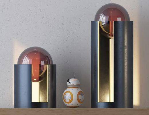 台灯, 灯具, 灯饰