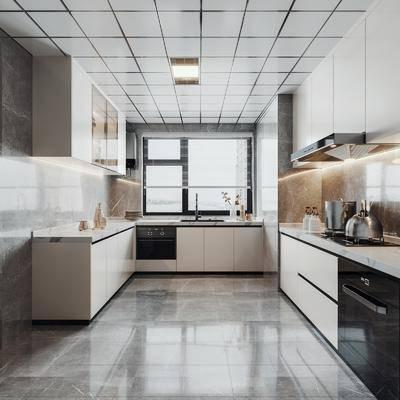 橱柜组合, 电器, 厨具