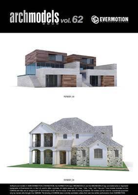 建筑, 大厦, 美式