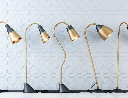 灯具组合, 灯具, 落地灯, 灯饰