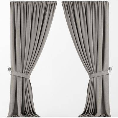 窗帘, 现代窗帘, 布艺窗帘, 现代布艺窗帘, 纯色窗帘, 现代