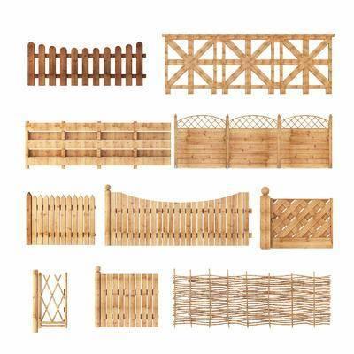 栏杆, 围栏, 篱笆