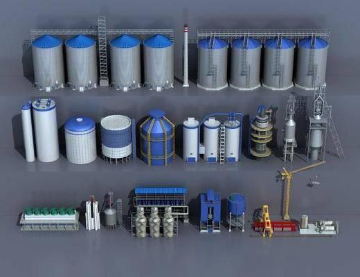 现代设备, 设备, 仓库设备