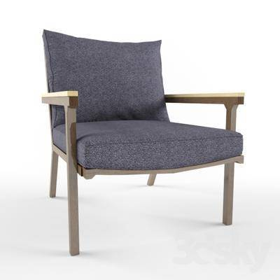 现代简约, 实木椅, 椅子, 现代椅子