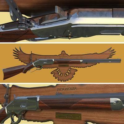 枪, 武器, 玩具枪, 现代, 装饰品