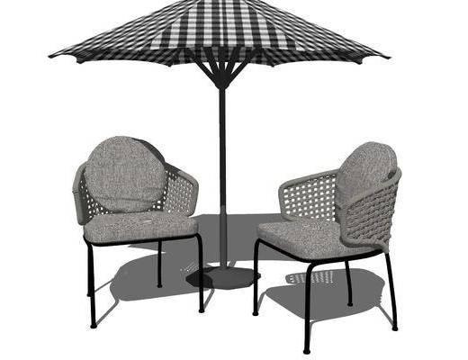 户外椅, 单椅, 休闲椅, 遮阳棚