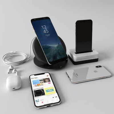 耳机, 手机, 通信设备