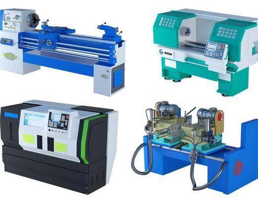 工业设备, 机器
