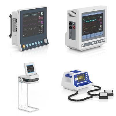 医疗设备, 现代