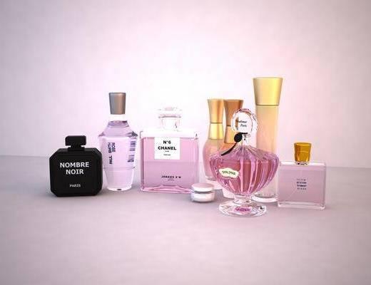 摆件组合, 日常用品, 香水