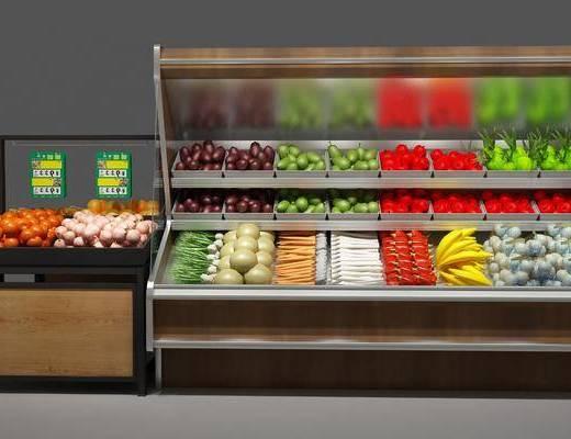 果蔬架, 水果, 現代