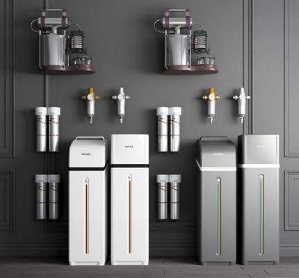 滤水器, 净水器管线机, 饮水器