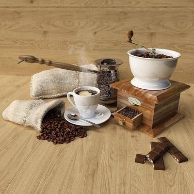 咖啡, 饮料, 杯子, 陶瓷, 勺子, 巧克力, 现代