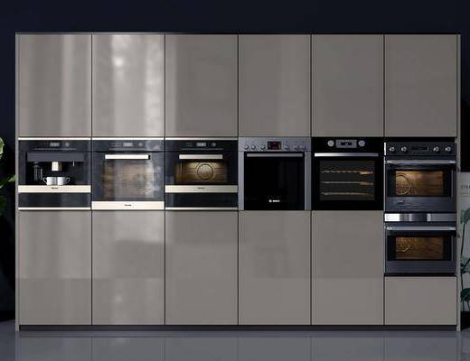烤箱, 电器, 电器组合