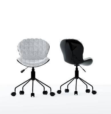 办公椅, 转椅, 单椅, 休闲椅