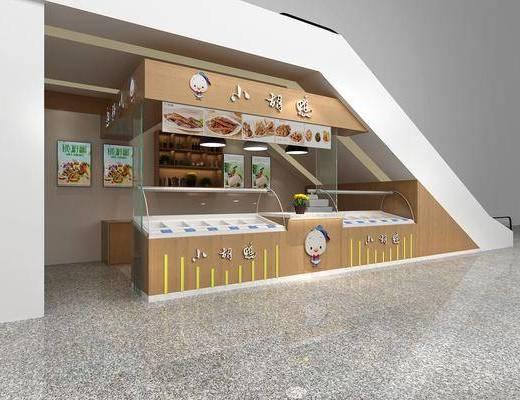 现代熟食店, 熟食店, 小吃店