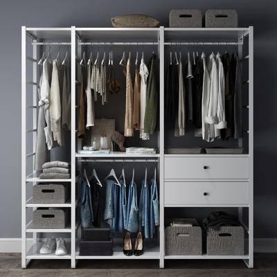 衣柜服饰, 现代