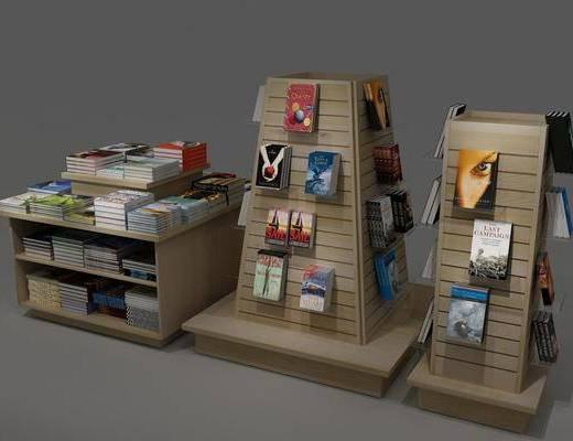 现代书架, 书架, 置物架