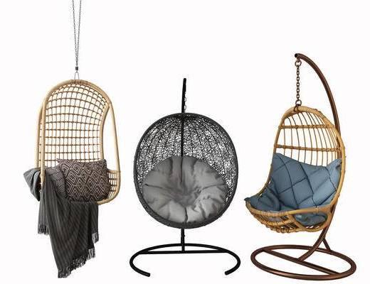 吊椅, 现代