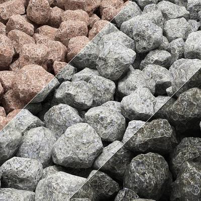 石头, 石块, 现代