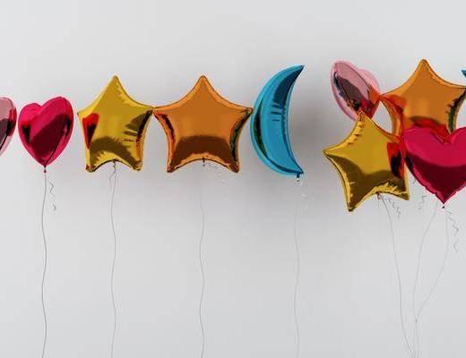 装饰品, 气球