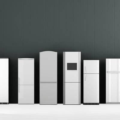 电冰箱, 电器