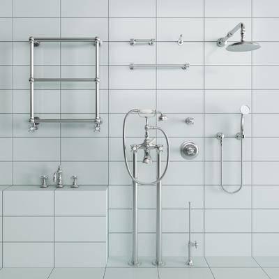 卫浴五金件, 现代