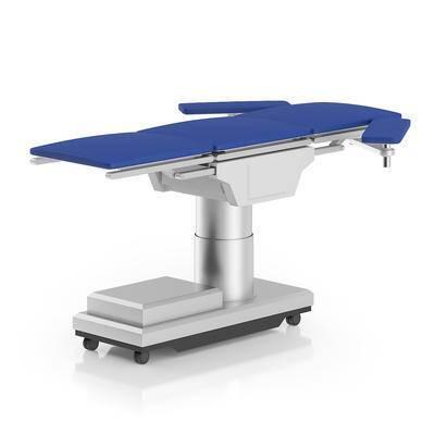 手术台, 医疗器械, 病床