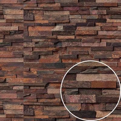 Vray材质, 砖墙