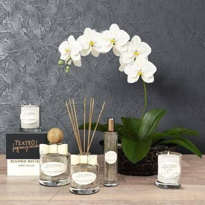 欧式简约, 鲜花, 香水, 陈设品组合