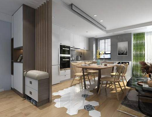 客廳, 餐廳, 沙發組合, 沙發茶幾組合, 邊柜組合, 餐桌椅組合, 餐具組合, 擺件組合, 櫥柜組合, 現代