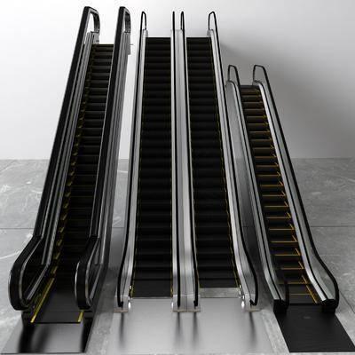 現代電梯, 扶手電梯